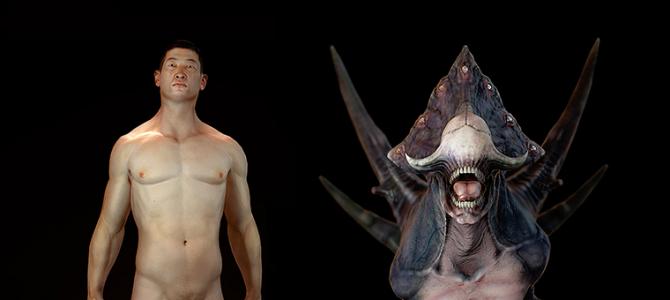 Taller: Anatomía para artistas 3D | Asociación de Estudiantes de ...