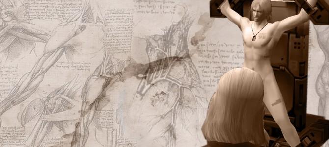Anatomía aplicada al diseño de personajes | Asociación de ...
